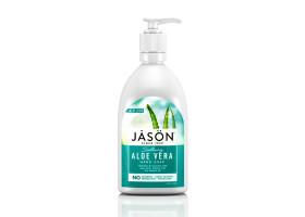 Алоэ Вера жидкое мыло для рук / Aloe Vera Soothing Hand Soap, Jason
