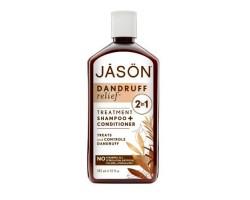 Дандруф Рельеф 2 в 1/ Dandruff Relief Shampoo 2 in 1, Jason