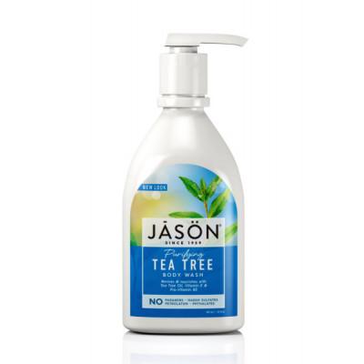 Гель для душа Чайное Дерево / Tea Tree Purifying Body Wash