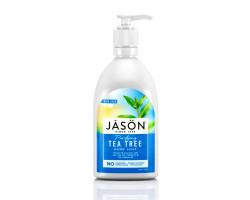 Чайное Дерево жидкое мыло для рук / Tea Tree Purifying Hand Soap, Jason