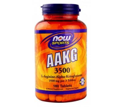 ААКГ 3500 (L-Аргинин-альфакетоглютарат) / ААКG 3500