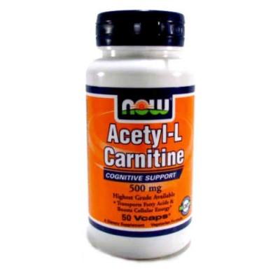 Ацетил-L-Карнитин / Acetil-L-Carnitin