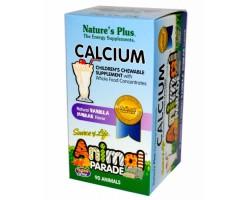 Анимал Парад Кальций / Animal Parade Calcium, Nature's Plus