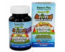 Анимал Парад Кидз Иммун Бустер / Animal Parade Kids Immun Booster, Nature's Plus
