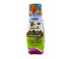 Анимал Парад мультивитамины жидкие / Animal Parade Liquid Children's Multi-Vitamin, Nature's Plus