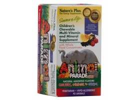 Анимал Парад мультивитамины и минералы / Animal Parade source of life