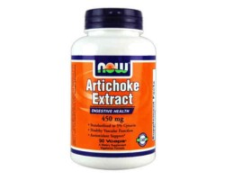 Артишока экстракт / Artichoke Extract, Now Foods