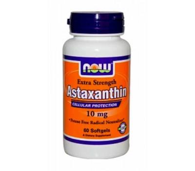 Астаксантин 10 мг / Astaxanthin 10 mg