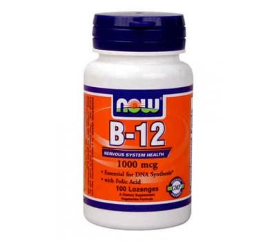 Витамин B-12 / B-12, 1000 mcg