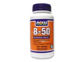 В-50 / B-50 , Now Foods