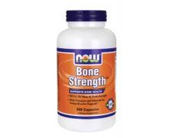 Бон Стрейч / Крепкие кости / Bone Strength, Now Foods
