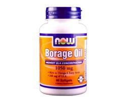 Масло Бурачника ( Масло Бораго) / Borage Oil, Now Foods
