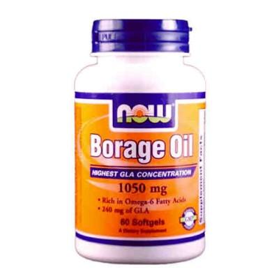 Масло Бурачника ( Боранж Ойл)/ Borage Oil