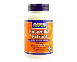 Босвеллия Экстракт / Boswellia Extract, Now Foods
