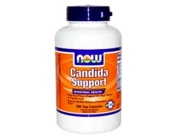 Кандида Cаппорт  / Candida Support, Now Foods
