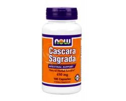 Каскара Саграда / Cascara Sagrada, Now Foods