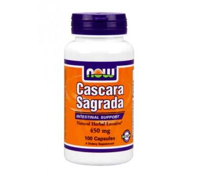 Каскара Саграда / Cascara Sagrada 450 mg