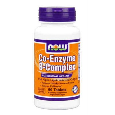 Ко-Энзим В-Комплекс / Co-Enzyme B-Complex