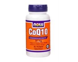 Кофермент Q10 / CoQ10 ( Coenzyme Q10), Now Foods