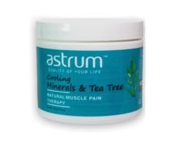 Обезболивающий терапевтический Минеральный гель с маслом Чайного дерева  / Cooling Mineral Gel Tea Tree, 4 oz, Astrum