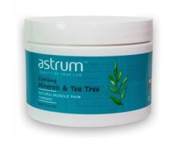 Обезболивающий терапевтический Минеральный гель с маслом Чайного дерева  / Cooling Mineral Gel Tea Tree, 8 oz, Astrum