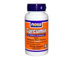 Куркумин / Curcumin, Now Foods