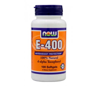 Витамин E-400 / Е-400