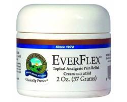 Эвер Флекс обезболивающий Крем с МСМ / Ever Flex  Cream with MSM, NSP