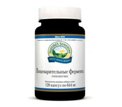Пищеварительные ферменты / Food Enzymes