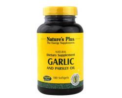 Гарлик энд Парсли Ойл / Garlic & Parsley Oil, Natures Plus