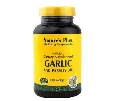 Гарлик энд Парсли Ойл / Garlic & Parsley Oil