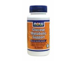 Глюкоз Метаболик Саппорт / Glucose Metabolic Support, Now Foods