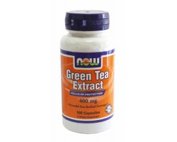 Зеленый чай экстракт / Green Tea Extract, Now Foods