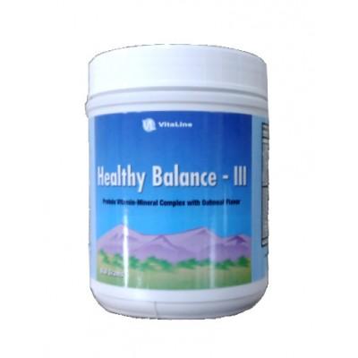 Хелси Баланс-III со вкусом овсянки  / Apple Cinnamon Oatmeal Mix
