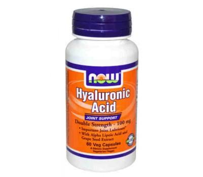 Гиалуроновая кислота в капсулах / Hyaluronic Acid