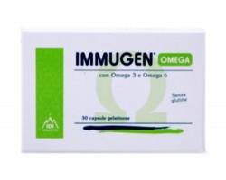 Иммуджен Омега / Immugen Omega
