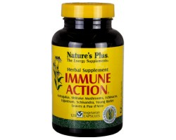 Иммун-Экшн / Immune Action herbal capsules, Natures Plus