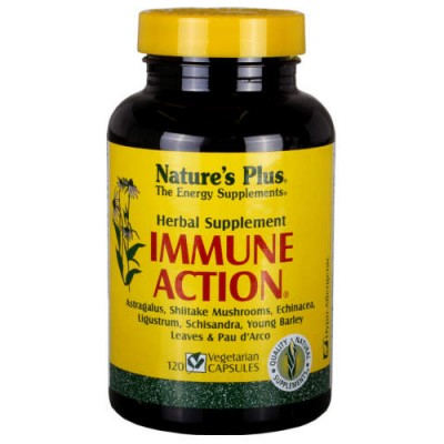 Иммун-Экшн / Immune Action herbal capsules
