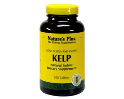 Келп в таблетках / Kelp Tablets, Natures Plus