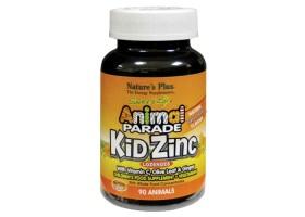 Анимал Парад Кид Цинк Лозенгес  / Animal Parade Kid Zinc Lozenges, Natures Plus