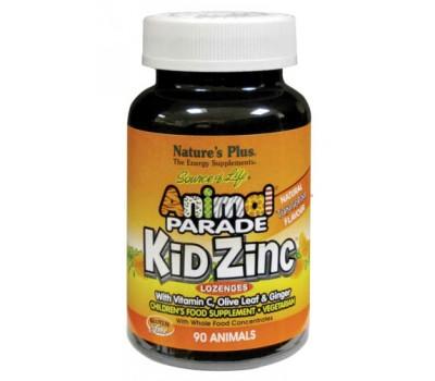 Анимал Парад Кид Цинк Лозенгес  / Animal Parade Kid Zinc Lozenges