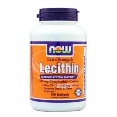 Лецитин / Lecithin, 1200mg