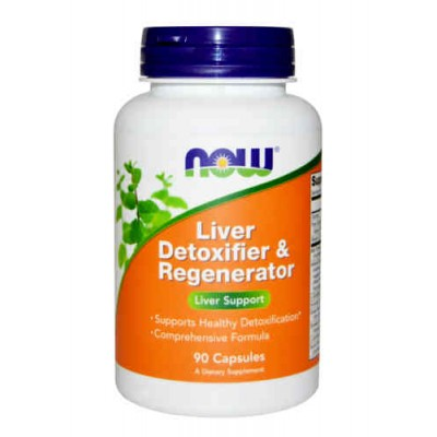 Ливердетокс / Liver Detoxifier & Regenerator