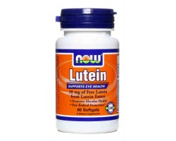 Лютеин / Lutein, Now Foods
