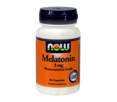 Мелатонин 3 мг / Melatonin 3 mg
