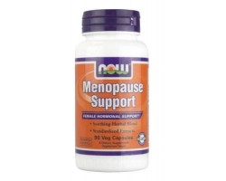 Менопауза саппорт / Menopause Support, Now Foods