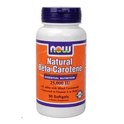 Бета-каротин / Natural Beta-carotene 25000 IU
