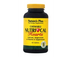 Нутри Кэл Хартс / Nutri-Cal Hearts, Natures Plus