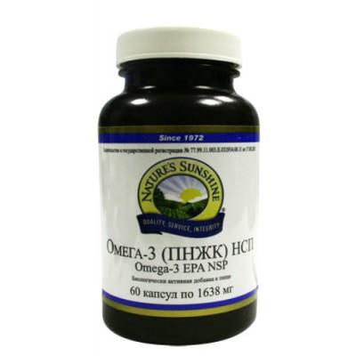 Омега-3 ПНЖК НСП / Omega-3 EPA NSP