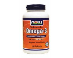 Омега-3 / Omega-3, Now Foods
